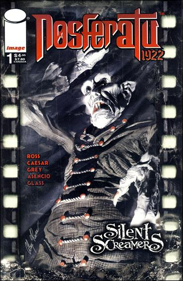 Silent Screamers: Nosferatu 1-A by Image