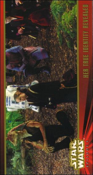 Star Wars: Episode I Widevision: Series 1 (Base Set) 63-A by Topps