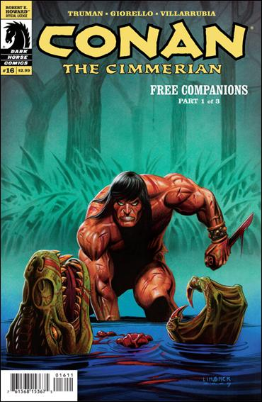 Conan the Cimmerian 16-A by Dark Horse