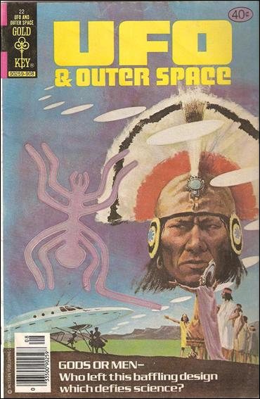 UFO & Outer Space 22-A by Gold Key