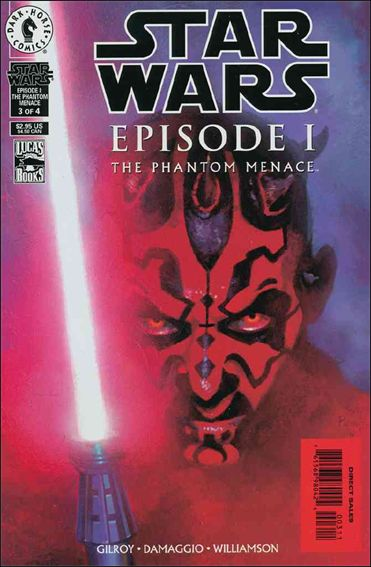 Star Wars: Episode I The Phantom Menace 3-A by Dark Horse