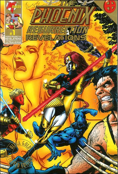 Phoenix Resurrection: Revelations 1-B by Malibu