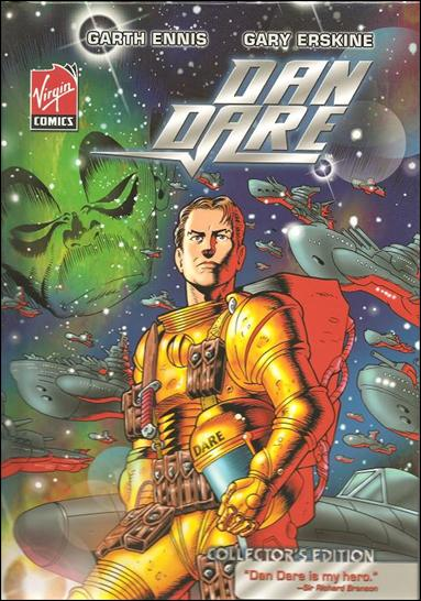 Dan Dare 1-A by Virgin Comics