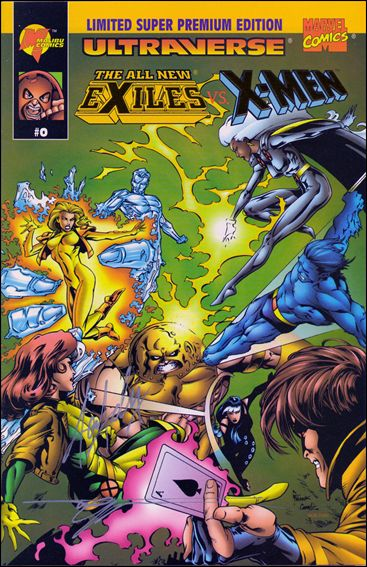 All New Exiles vs X-Men 0-B by Malibu