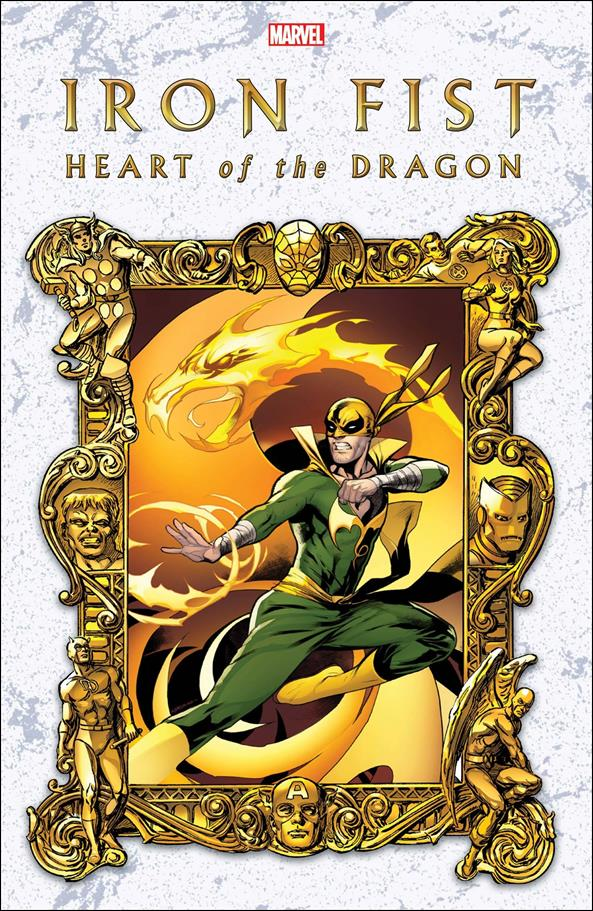 Iron Fist: Heart of the Dragon 2-C by Marvel