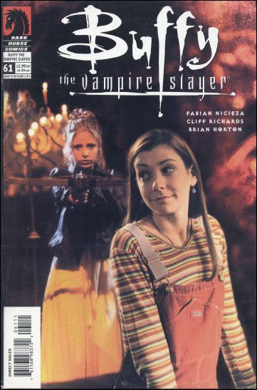 Buffy the Vampire Slayer 61-B by Dark Horse