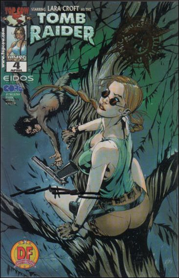 Tomb Raider: The Series 4-D by Top Cow