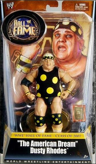 "WWE: Hall of Fame (Series 1) ""The American Dream"" Dusty Rhodes by Mattel"