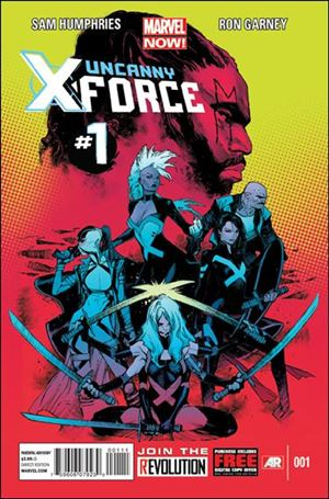 Uncanny X-Force (2013) 1-A