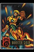 OutBurst: DC FirePower (Base Set) 20-A