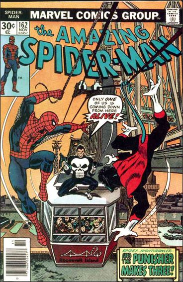 Amazing Spider-Man (1963) 162-A by Marvel