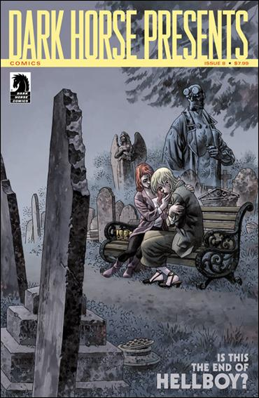 Dark Horse Presents (2011) 8-A by Dark Horse