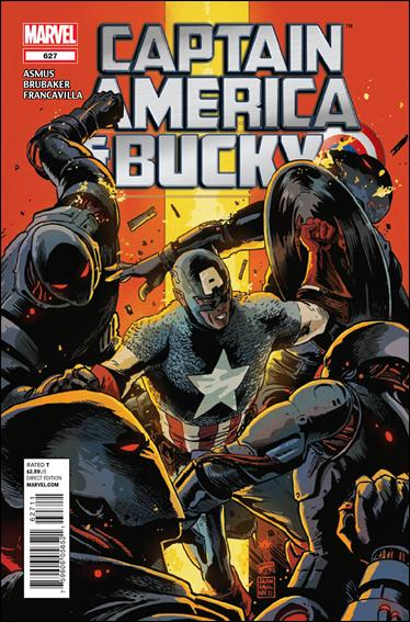 Captain America and Bucky 627-A by Marvel