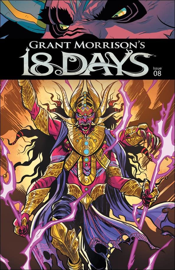 18 Days 8-A by Graphic India