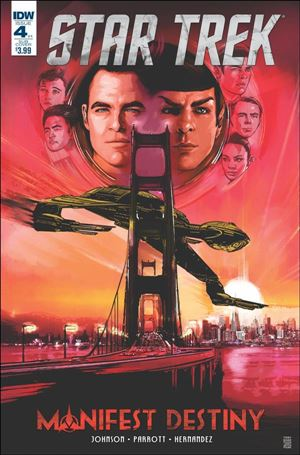 Star Trek: Manifest Destiny 4-B