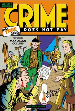 Crime Does Not Pay Archives 9-A
