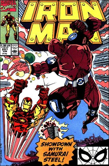 Iron Man (1968) 257-A by Marvel