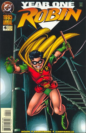 Robin Annual 4-A by DC