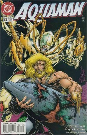 Aquaman (1994) 27-A