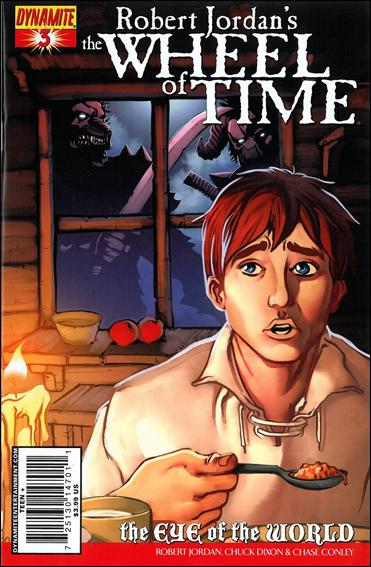 Robert Jordan's Wheel of Time: The Eye of the World (2010) 3-A by Dynamite Entertainment