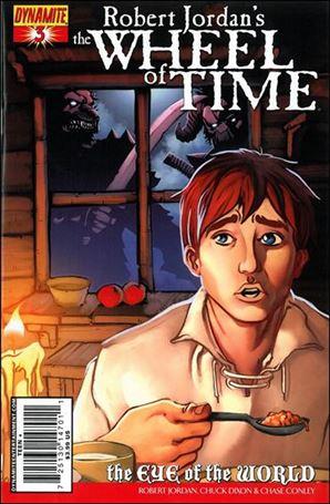 Robert Jordan's Wheel of Time: The Eye of the World (2010) 3-A