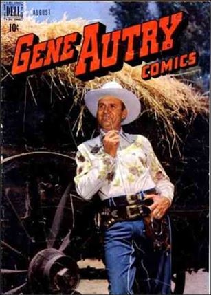 Gene Autry Comics (1946) 18-A