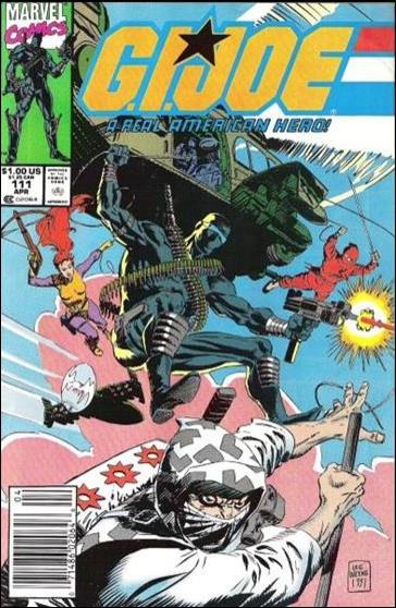 G.I. Joe: A Real American Hero 111-A by IDW