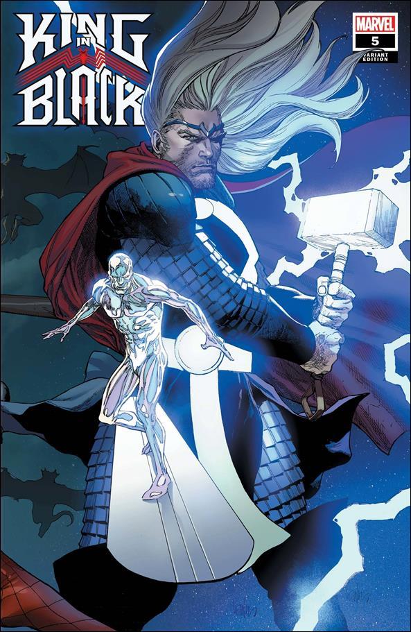 King in Black 5-B by Marvel