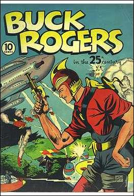 Buck Rogers (1940) 1-A by Eastern Color