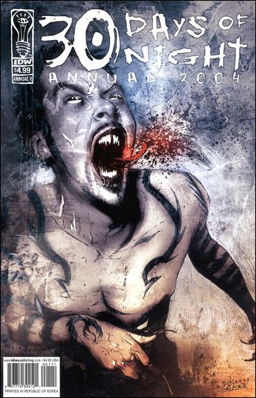30 Days of Night Annual 1-A by IDW