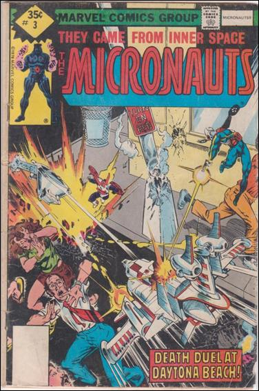 Micronauts (1979) 3-B by Marvel