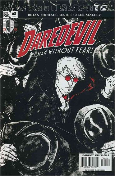 Daredevil (1998) 68-A by Marvel