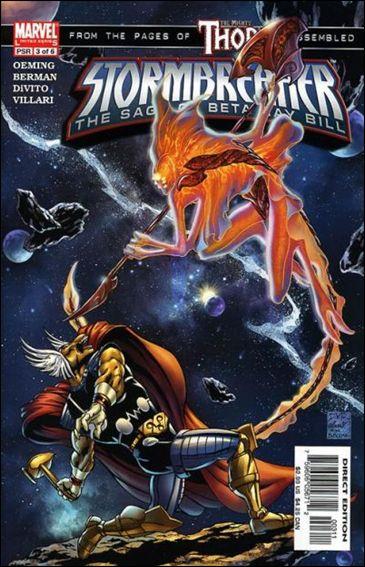 Stormbreaker: The Saga of Beta Ray Bill 3-A by Marvel