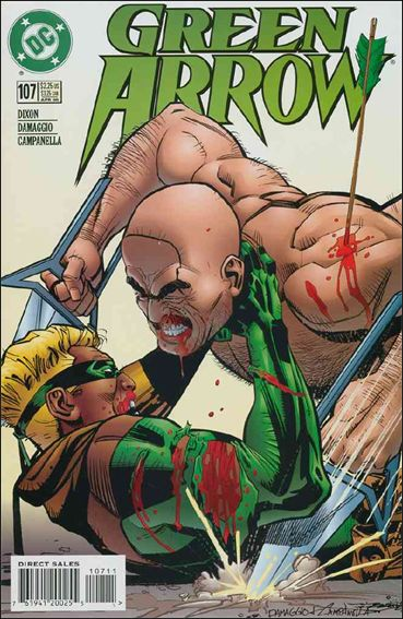 Green Arrow (1988) 107-A by DC