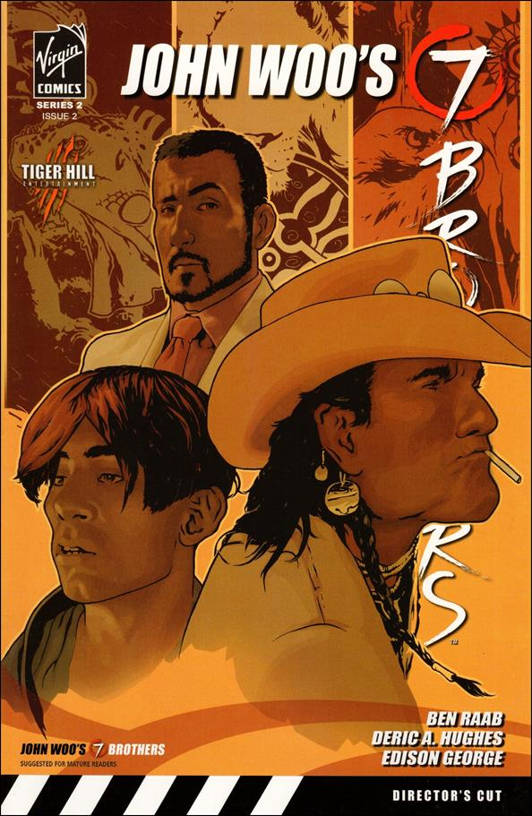 7 Brothers (2007) 2-A by Virgin Comics