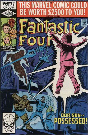 Fantastic Four (1961) 222-A by Marvel