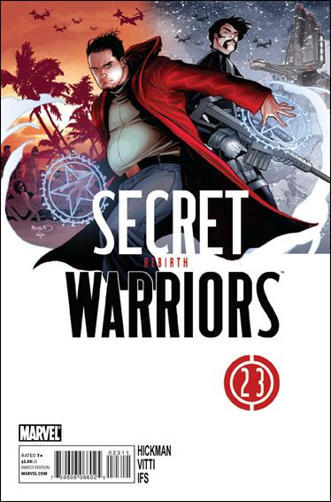 Secret Warriors 23-A by Marvel