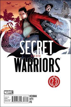 Secret Warriors (2009) 23-A
