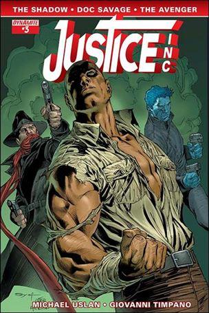 Justice, Inc. (2014) 3-D