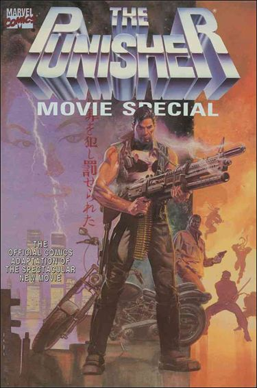 Punisher Movie Special 1-A by Marvel