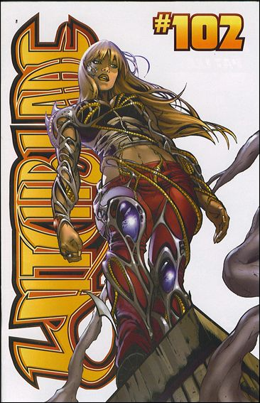 Witchblade 102-B by Top Cow