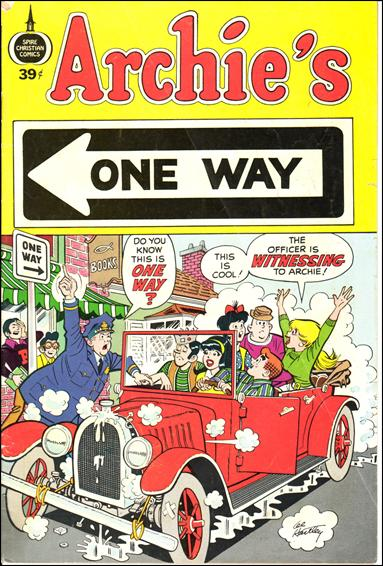 Archie's One Way 1-B by Spire