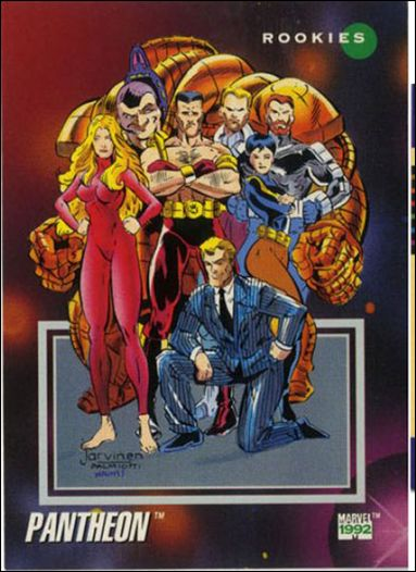 Marvel Universe: Series 3 (Base Set) 141-A by Impel