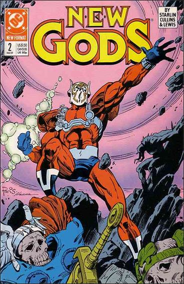 New Gods (1989) 2-A by DC