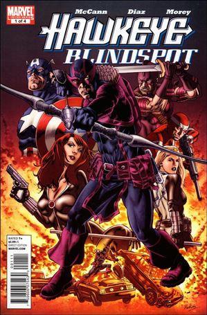Hawkeye: Blind Spot 1-A