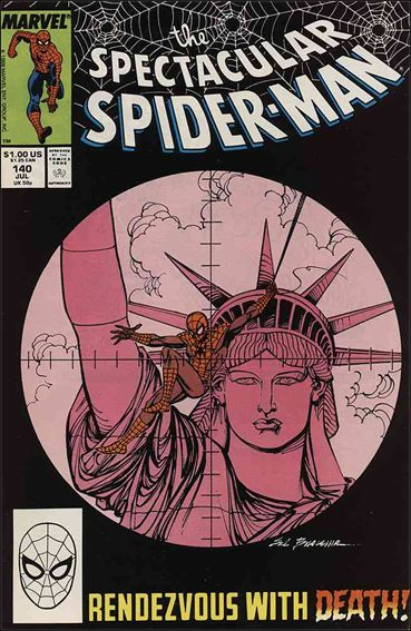 Spectacular Spider-Man (1976) 140-A by Marvel