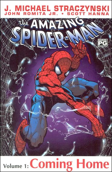 Amazing Spider-Man (2002) 1-A by Marvel