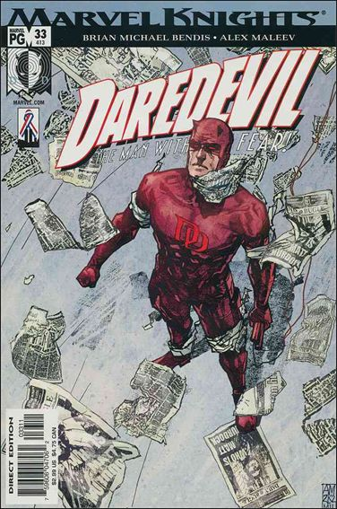 Daredevil (1998) 33-A by Marvel