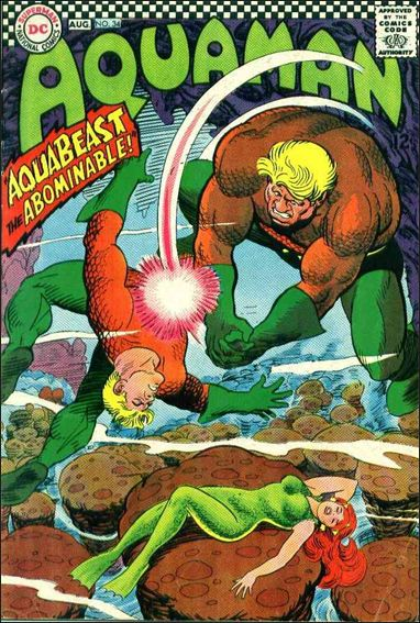 Aquaman (1962) 34-A by DC
