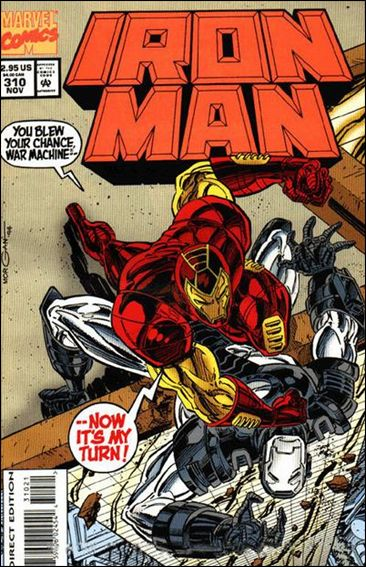 Iron Man (1968) 310-A by Marvel